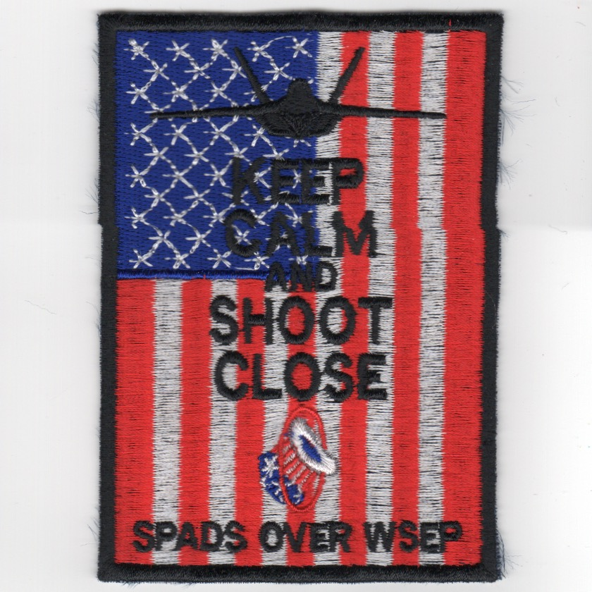 94FS 'KEEP CALM' (Flag/K)