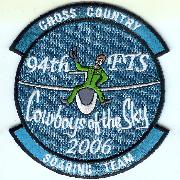 94FTS 'Soaring' 2006 Patch