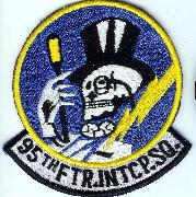 95th Fighter Interceptor Squadron (Repro)