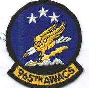 965th Squadron Patch