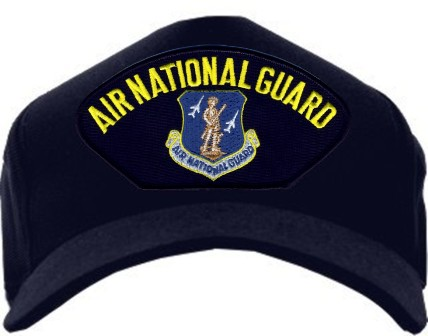AIR NATIONAL GUARD Ballcaps!