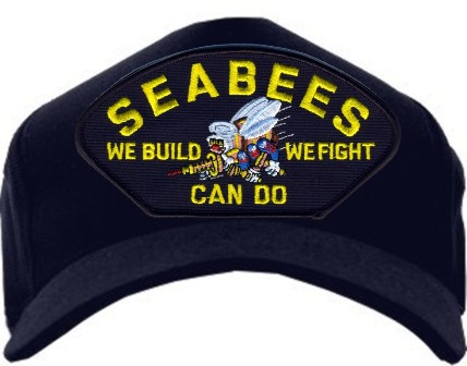 SEABEES-We Build, We Fight, Can Do