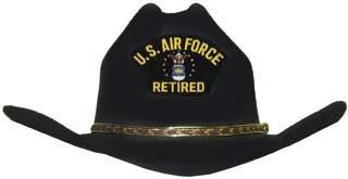 AV8R Stuff - USAF COWBOY HATS e243a30df5e