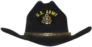 US Army Cowboy Hat