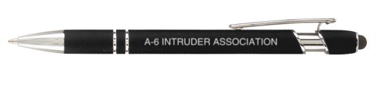 Intruder Assocation Ink Pen (Black Barrel)
