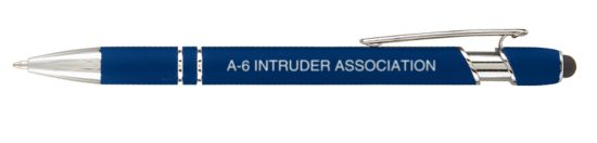 Intruder Assocation Ink Pen (Blue Barrel)