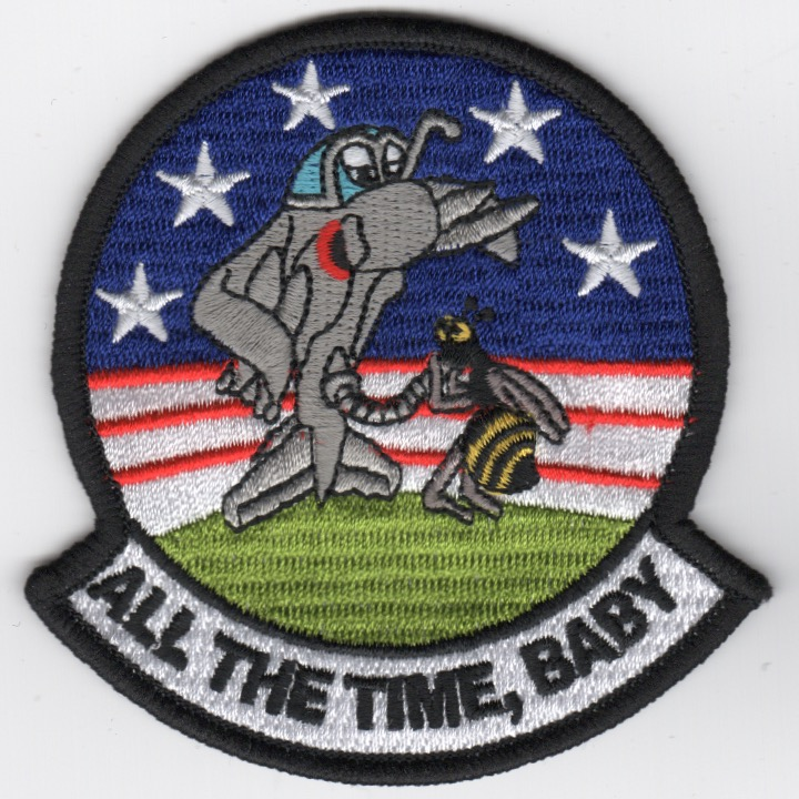 A-6 'All The Time, Baby' Patch