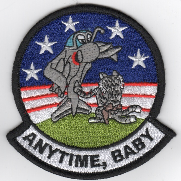 A-6 'Anytime, Baby' Patch