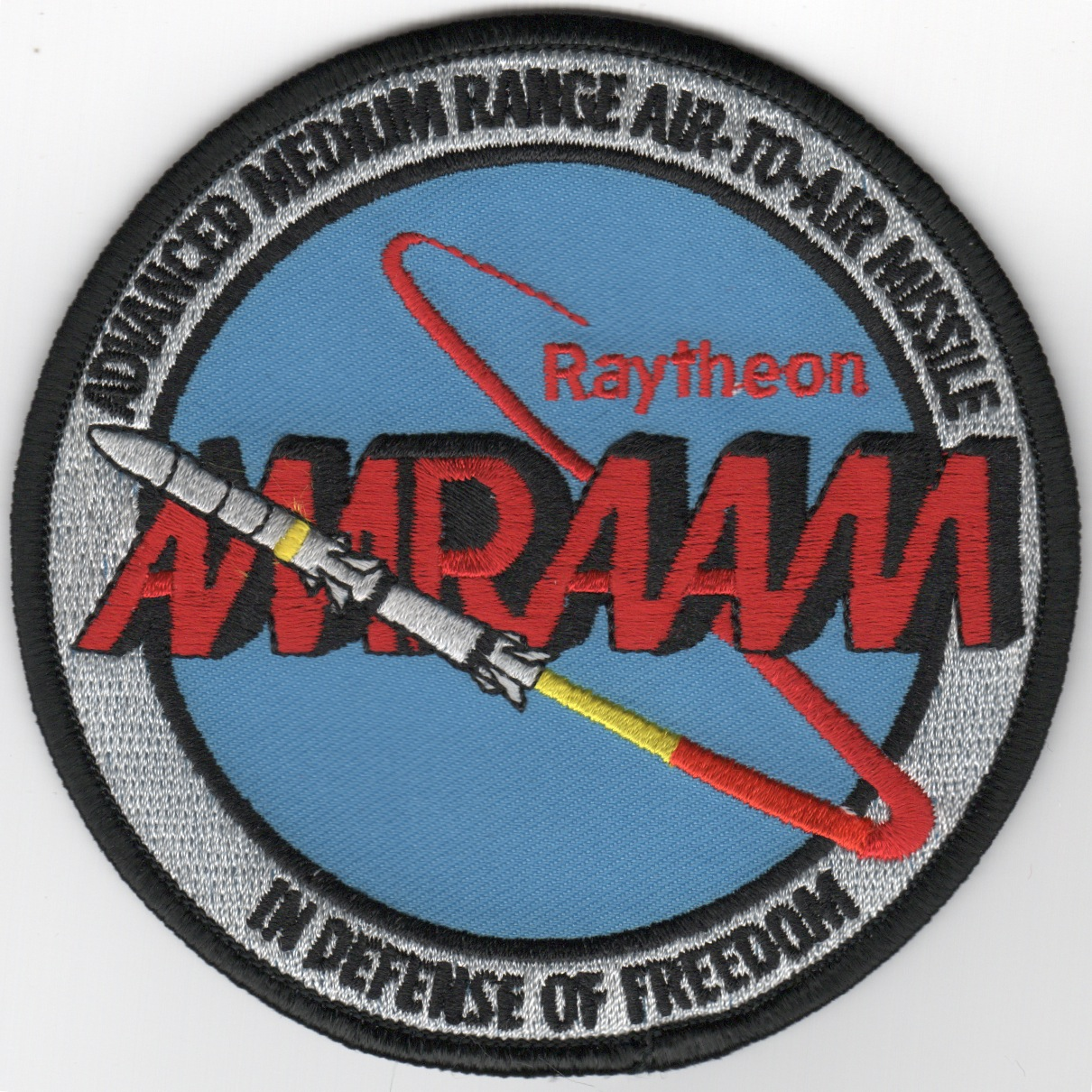 AIM-120 'AMRAAM' Patch