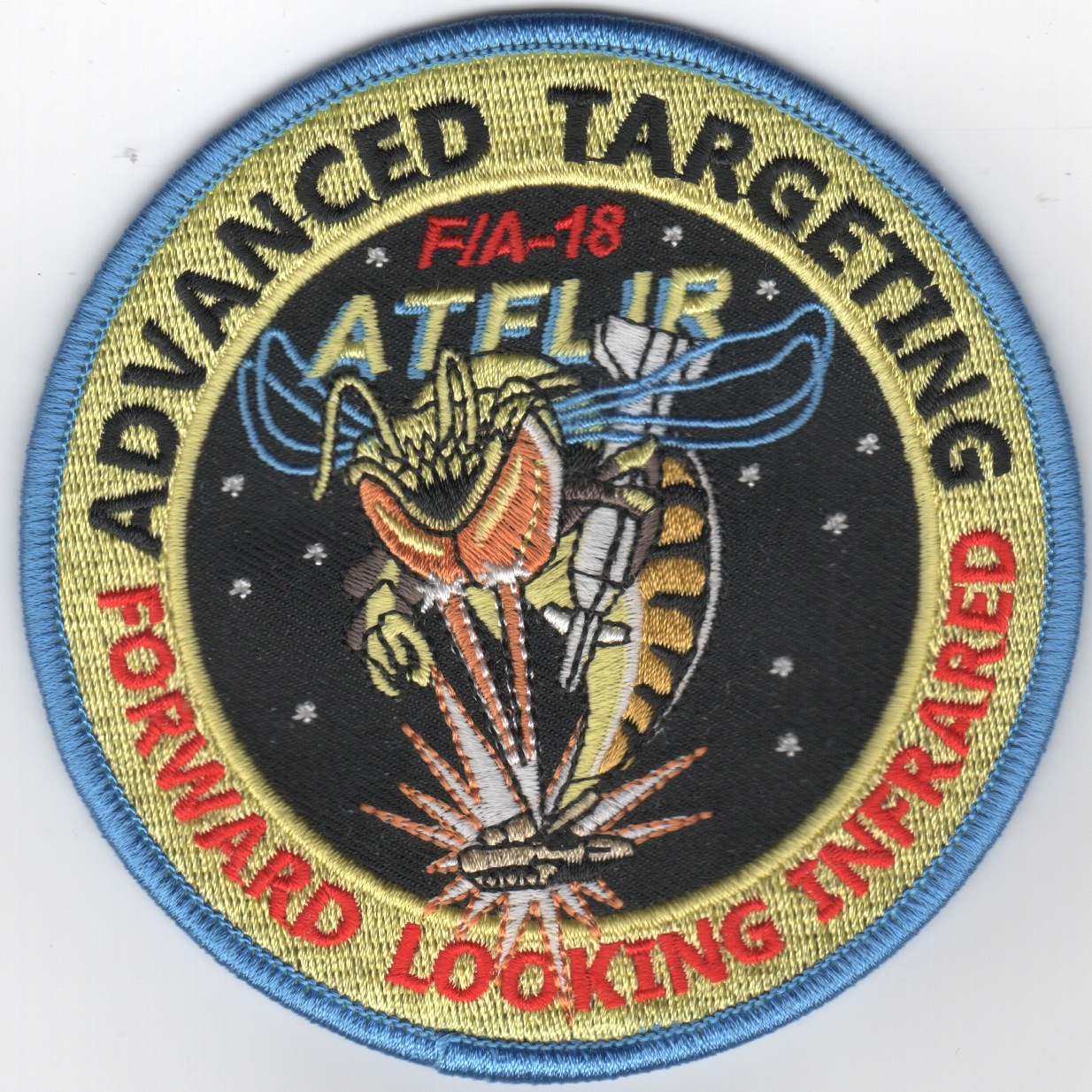 F/A-18 ATFLIR Patch