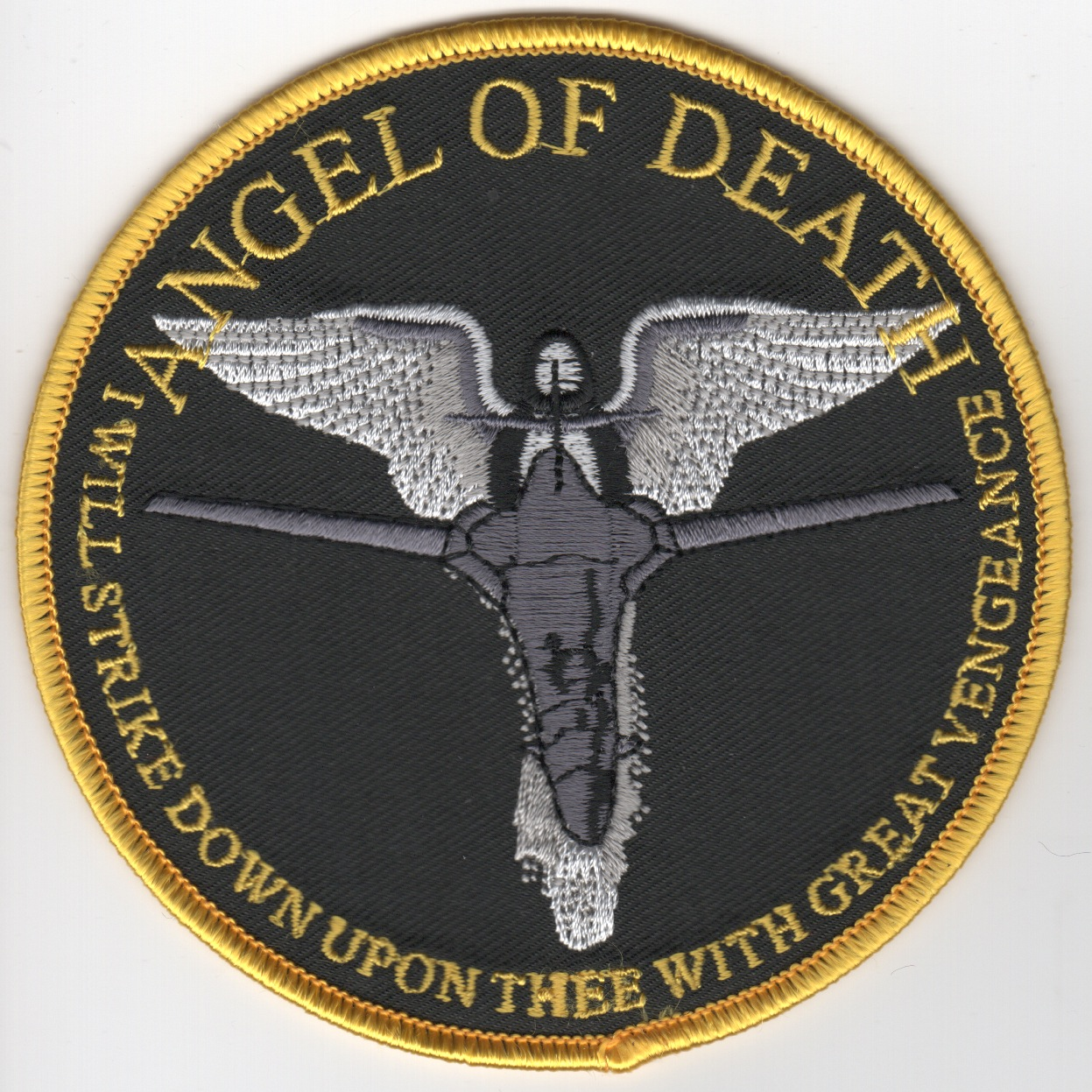 37EBS 'Angel of Death' (No Velcro)
