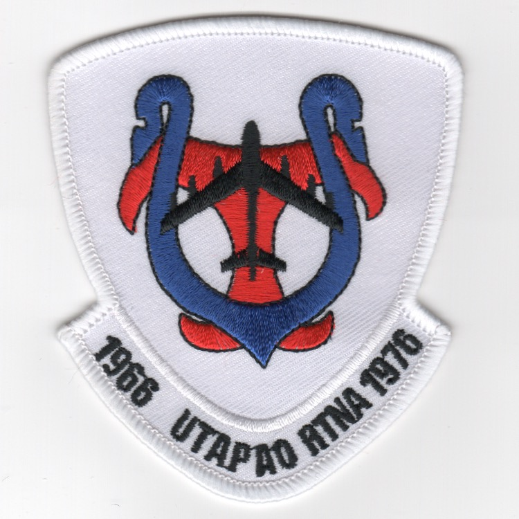 B-52 '1966-1976 UTAPAO' Patch