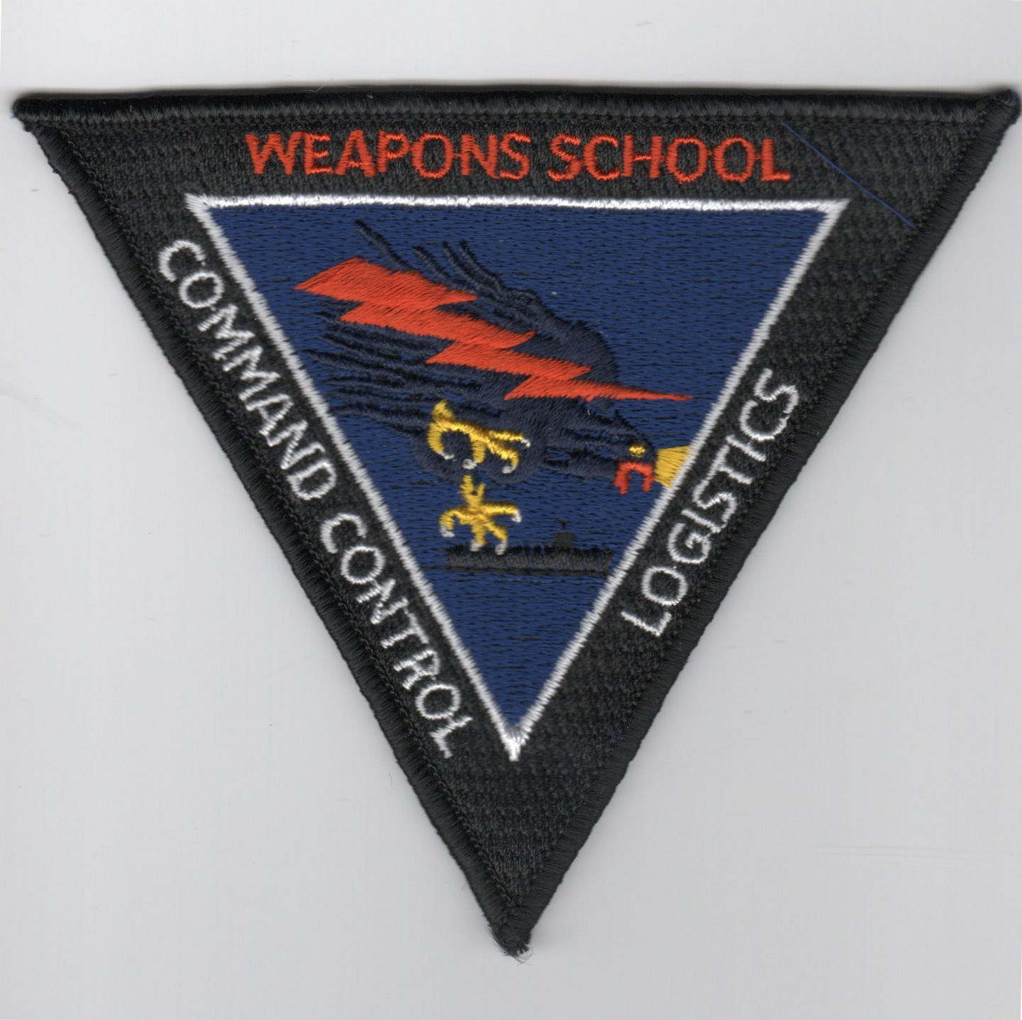 C2 Logistics Weapons School (Tri/Black)