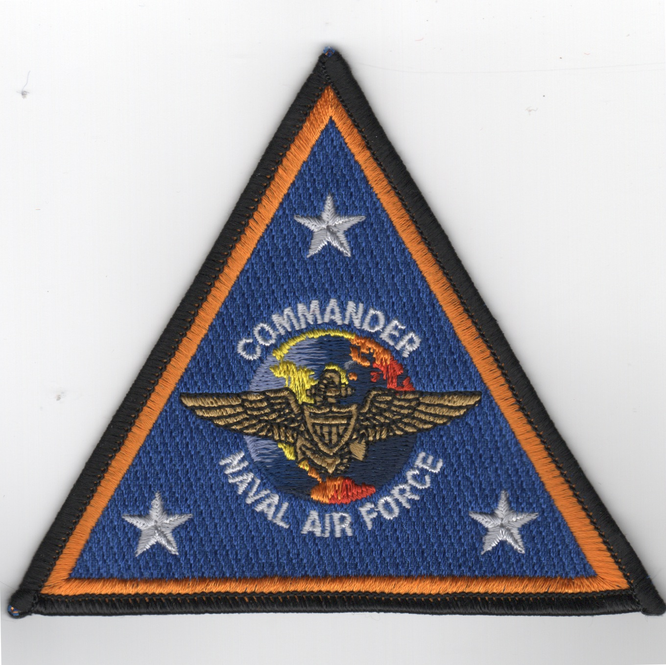Commander, Naval Air Force (Tri)