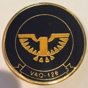 Coin: VAQ-128 (Front)