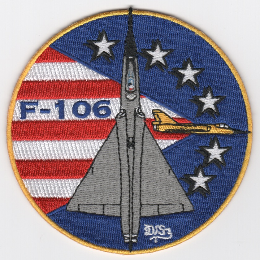 F-106 'Delta Dart' A/C Patch