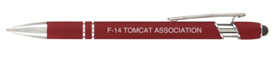 F-14 TOMCAT Assocation Ink Pen (Red Barrel)