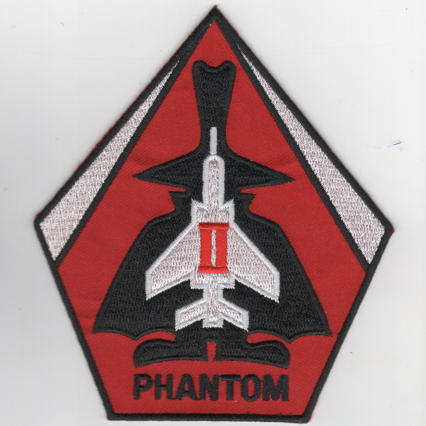 F-4 Phantom II Patch (Red/Coffin/No Velcro)