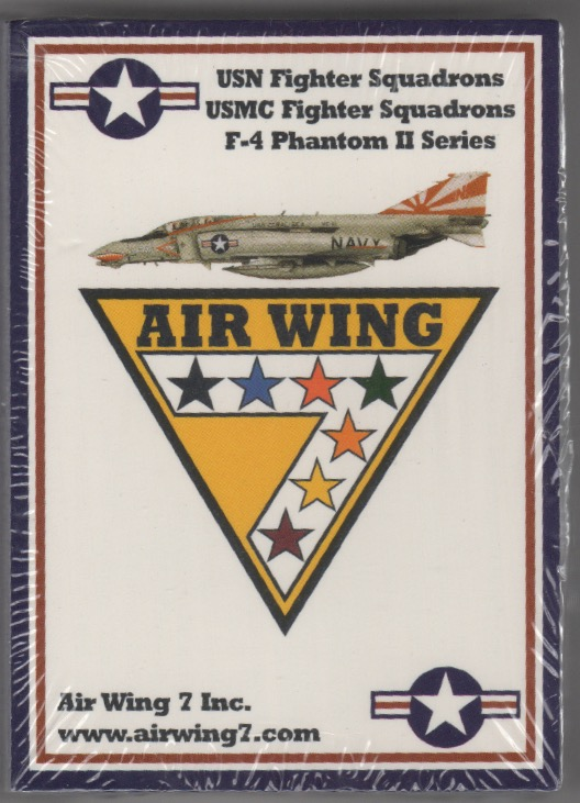 Cards: Airwing 7, F-4 Phantom Series