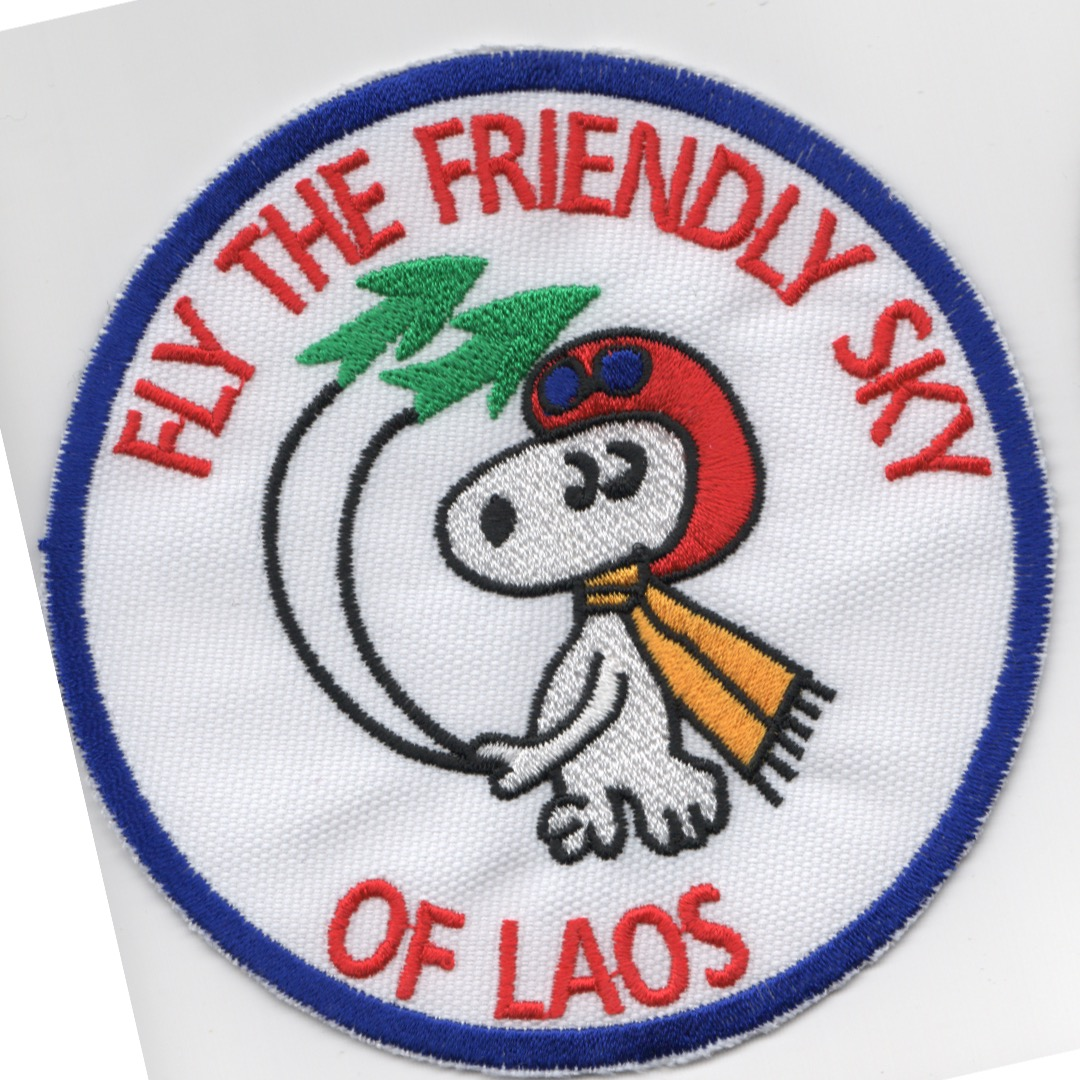(Repro) F-4 Vietnam-era 'Friendly Sky' (White)