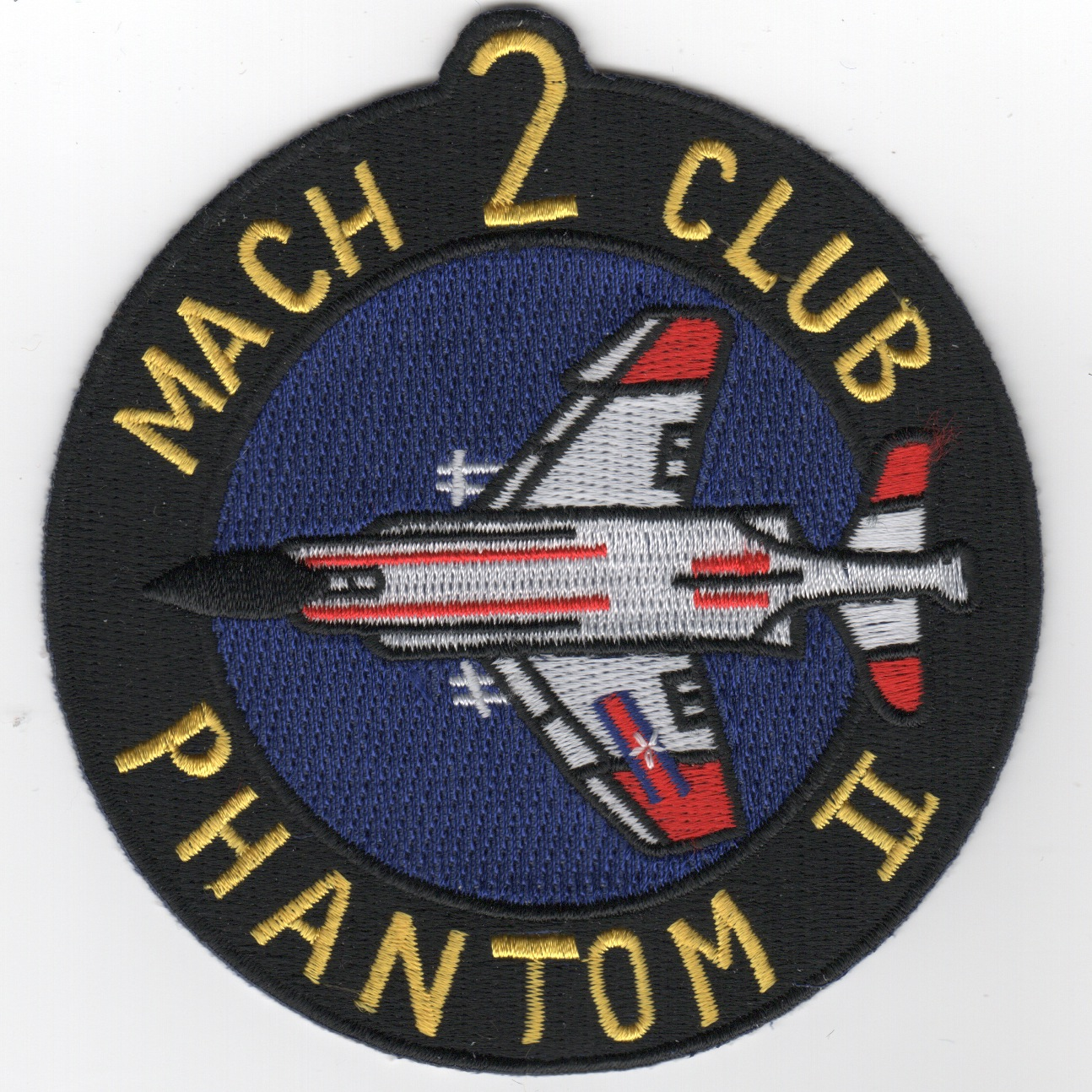 F-4 Phantom II 'MACH 2 Club' Patch
