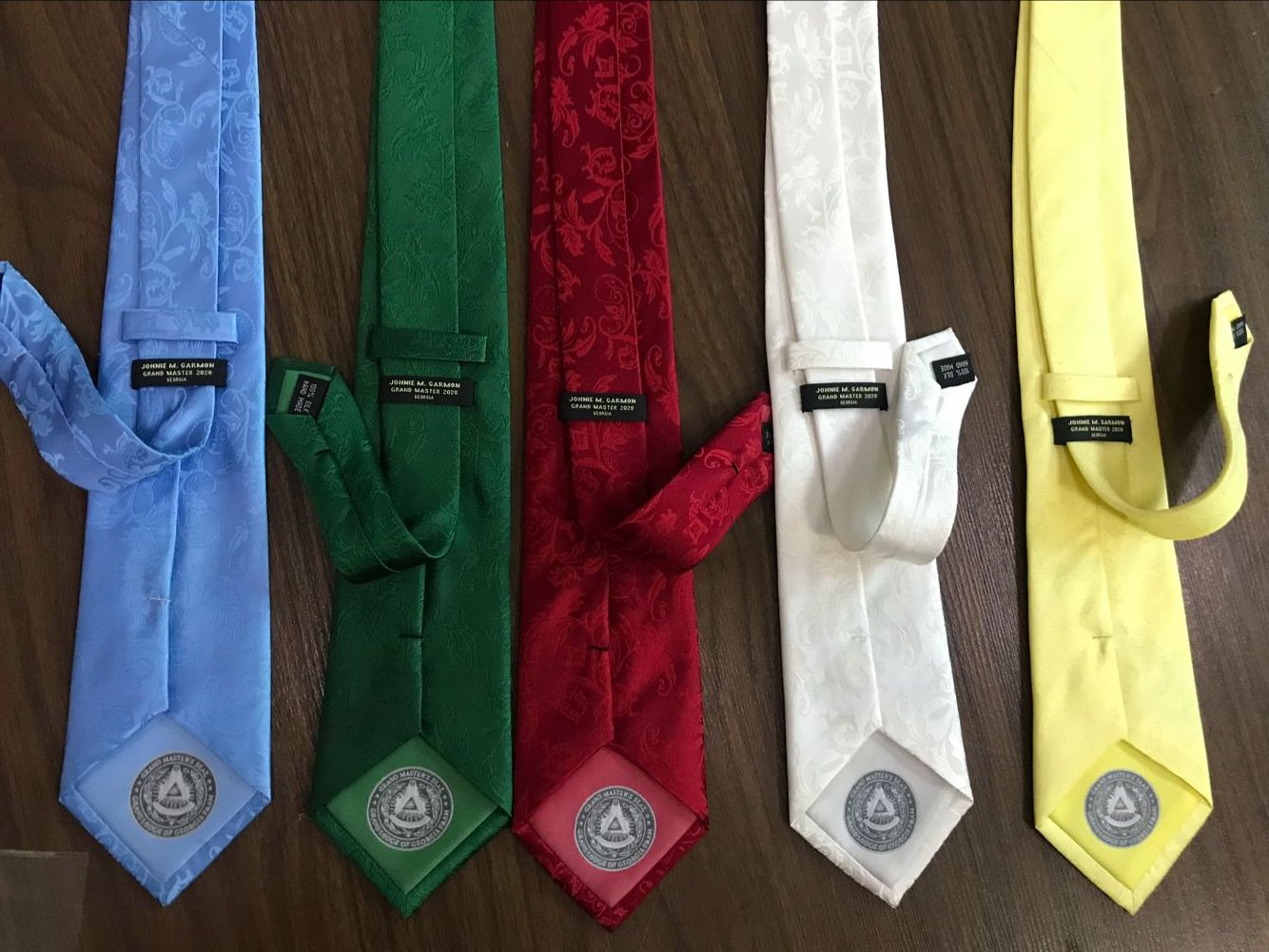 GLofGA GM20 'Silk Ties' (Backside)