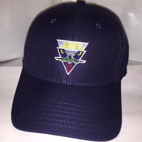 Intruder Assoc Ballcap (Navy Blue)