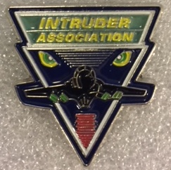 Intruder Association Lapel Pin