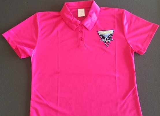 Intruder Association 'PINK' Polo shirt