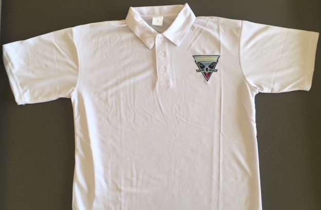 Intruder Association 'WHITE' Polo shirt