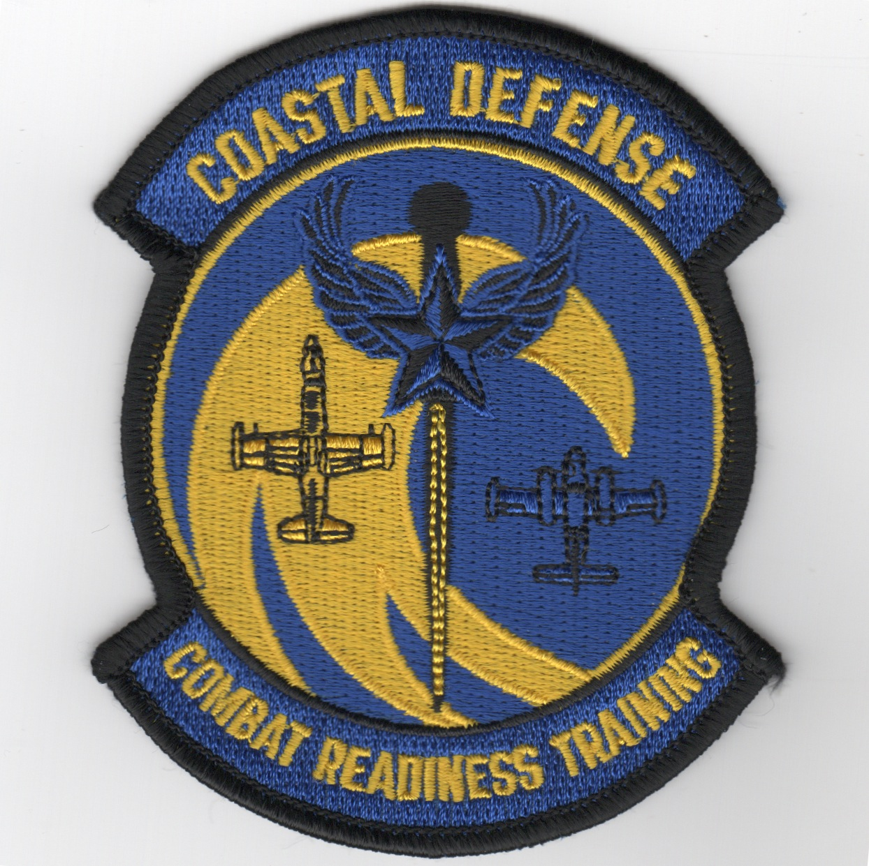 ISR/SUAS 'Coastal Defense' Patch