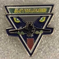 Intruder Lapel Pin