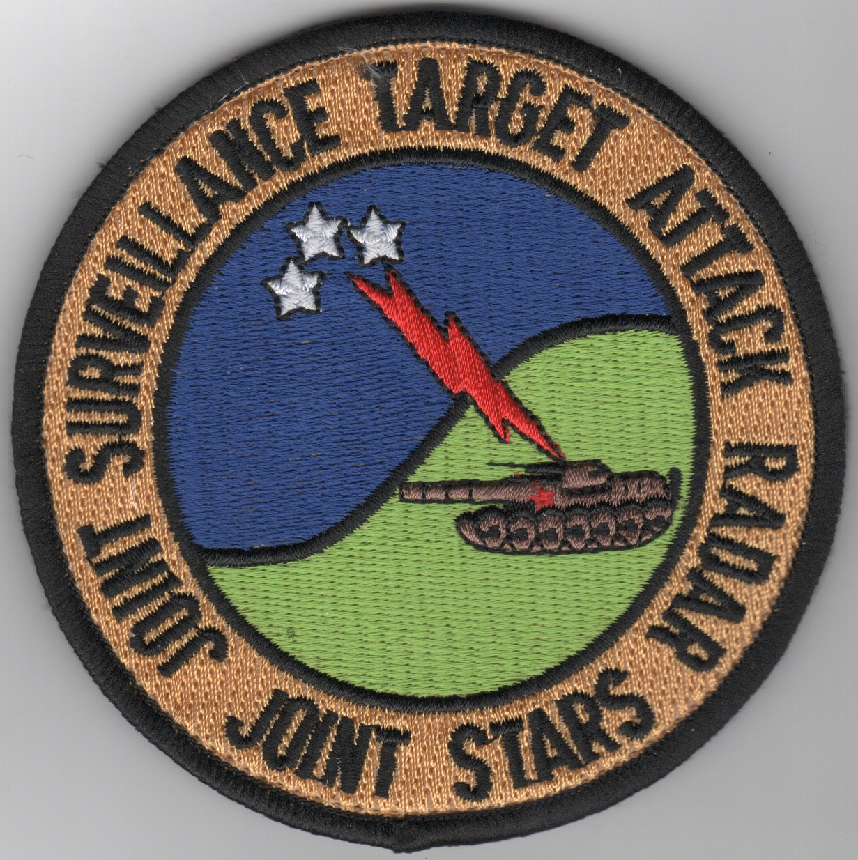 Joint STARS 'Standard' Patch