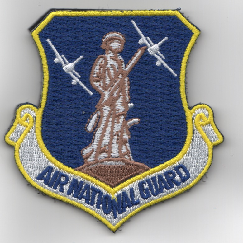 133 ARS KC-46 ANG Crest