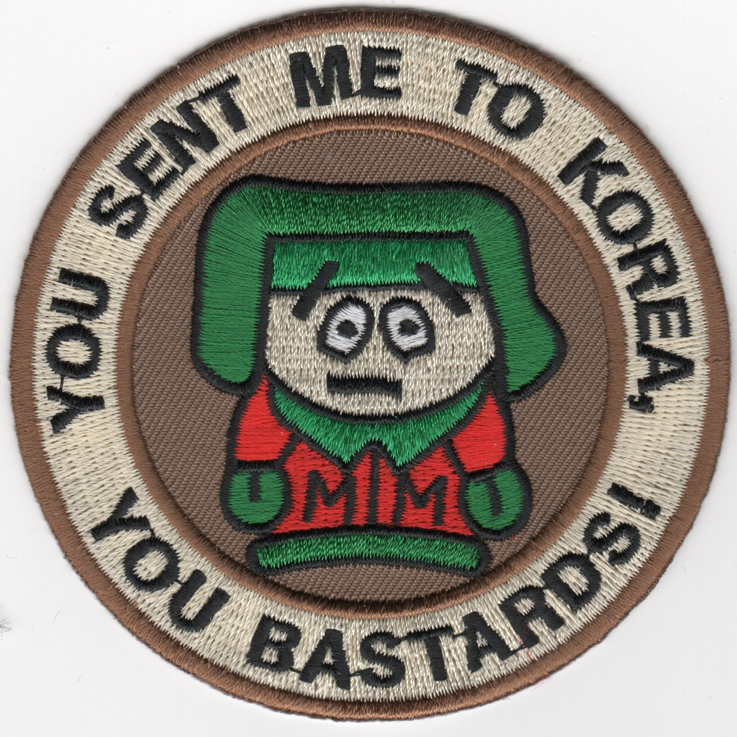 'Kenny-to-Korea' Det Patch