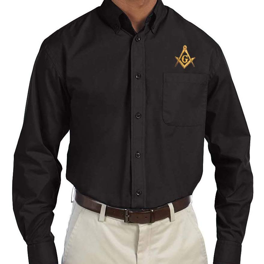 Masonic Buttondown Shirt