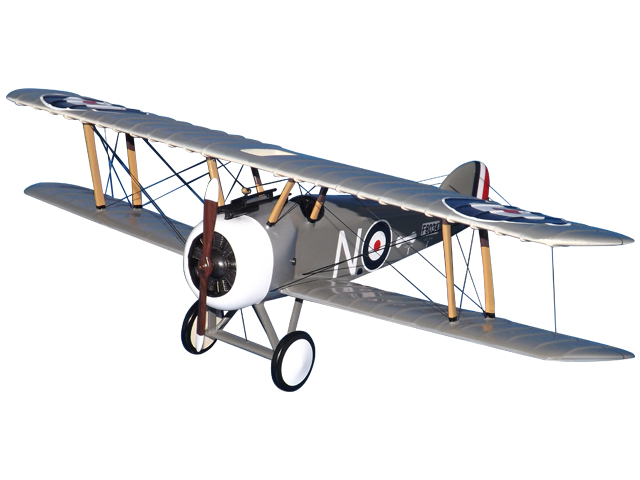 17AERO Squadron Aircraft (Large Model)