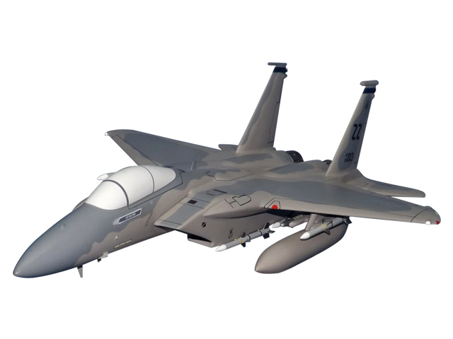 44FS F-15C Aircraft (Large Model)
