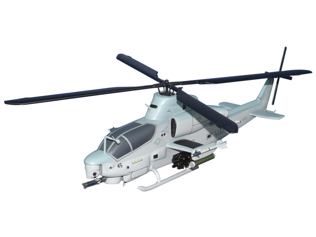 AH-1Z HMLA-169 Helicopter (Large Model)