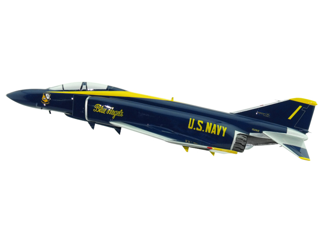 Blue Angels F-4 Aircraft (Large Model)
