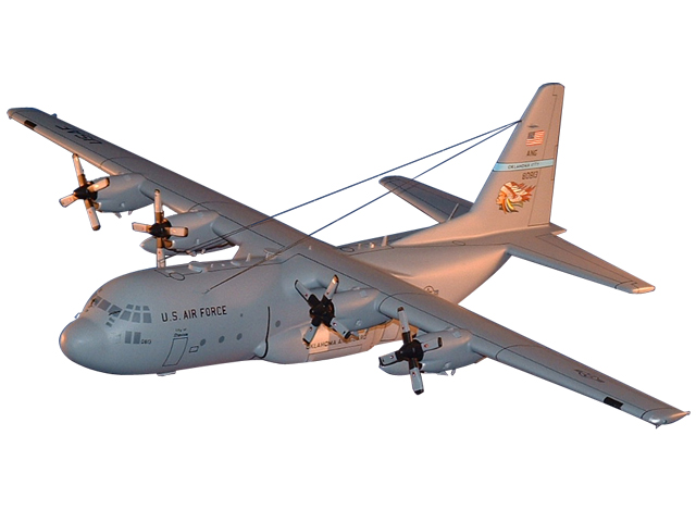 C-130H Aircraft (Large Model)