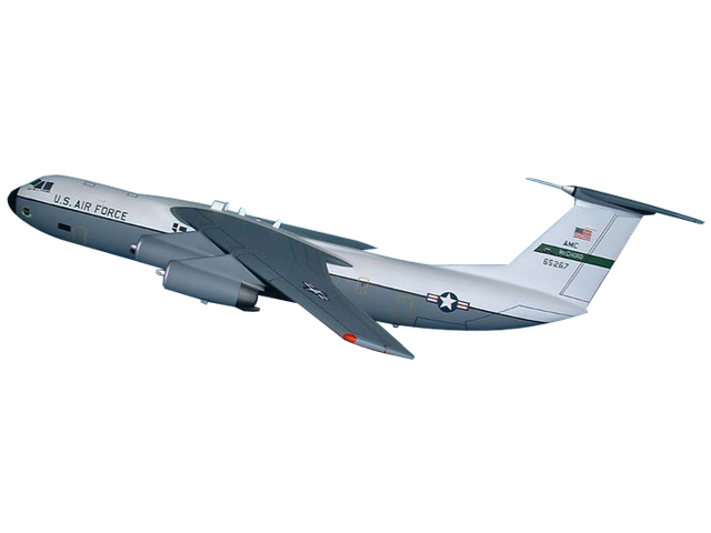 C-141B Aircraft (Large Model)