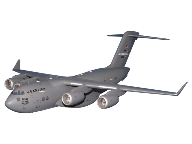 C-17 Aircraft (Large Model)