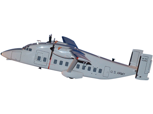 C-23 Aircraft (Large Model)