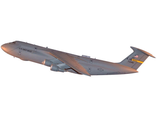 C-5A/B Aircraft (Large Model)
