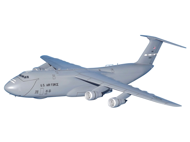 C-5M 60AMW Aircraft (Large Model)
