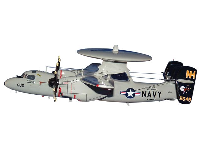 E-2C 'Hawkeye' Aircraft (Large Model)