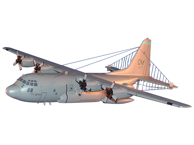 EC-130 Aircraft (Large Model)