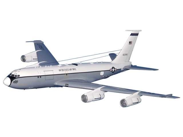 EC-135H Aircraft (Large Model)