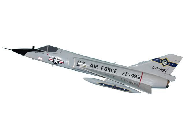 F-106 Aircraft (Large Model)